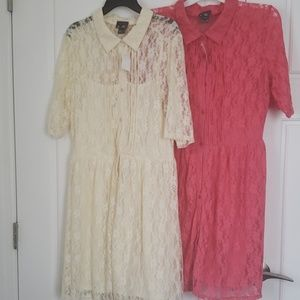 Dresses,two dresses one price.